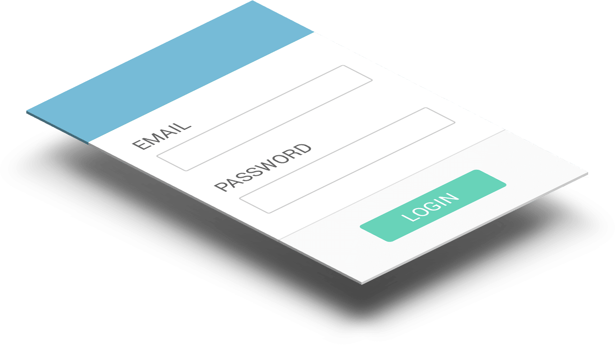 Responsive WordPress registration form