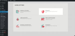 WordPress spam registration - security