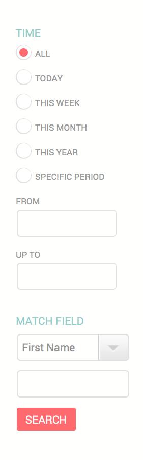 Export WordPress Registration Forms Data - 4