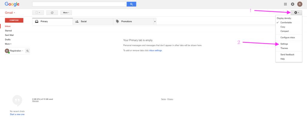 WordPress registration Not Sending Email - 3