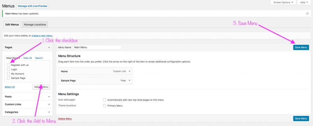 Custom user registration form - 7