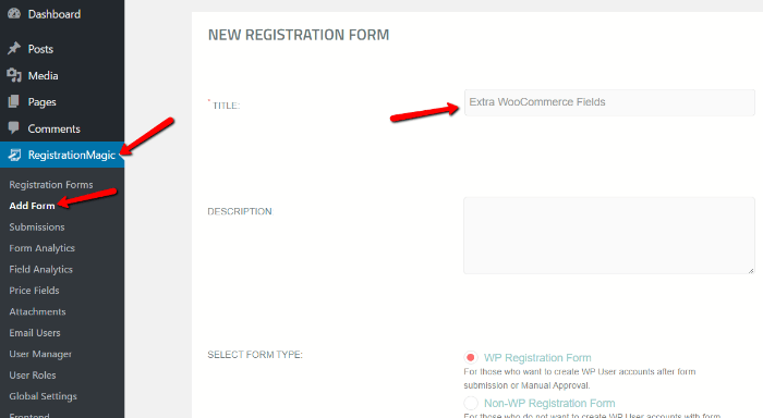 How to Add Custom Form Fields to WooCommerce Registration Form