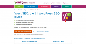 Must have plugins for WordPress sites Yoast SEO