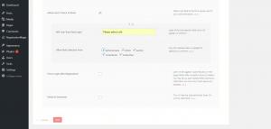 WordPress User Roles, WordPress User Permissions & WordPress Role Editor options