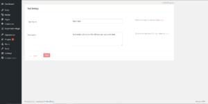 Automation On WordPress User Account new task