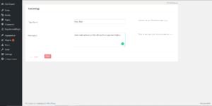Automate WordPress form payment status options