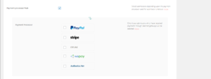 Automation guide for WordPress forms payment processor rule