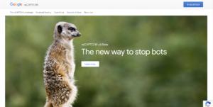 Add CAPTCHA in WordPress captcha home page