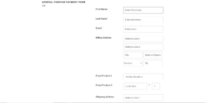 WordPress Registration Page Template preview 1