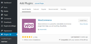 WooCommerce Contact Form add plugin