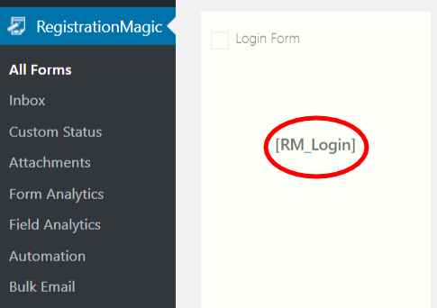 Allow Users to Register And Log in with Email shortcode