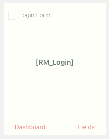 WordPress user login plugin Login Form Card