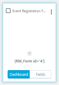 Form Card