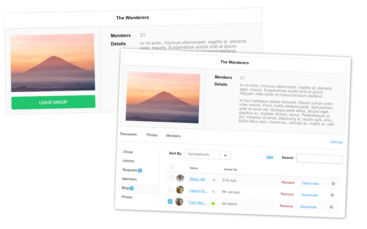 RegistrationMagic-ProfileGrid Integration: WordPress User Profiles