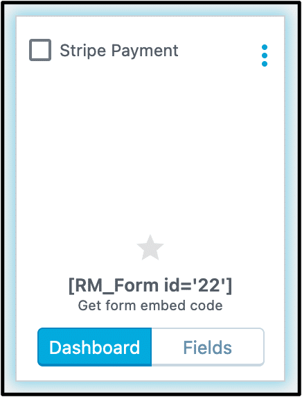 WordPress Stripe payments