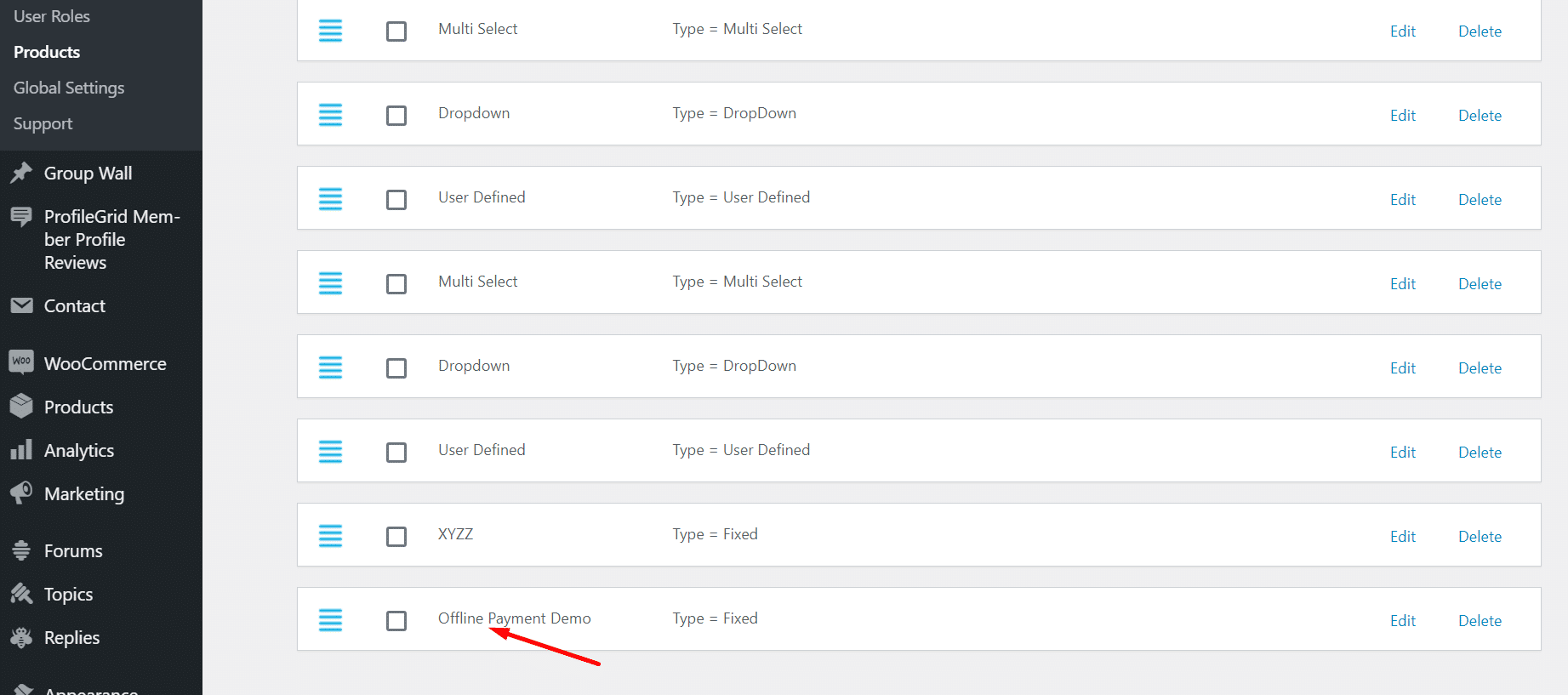 Allow Users to Specify Quantity